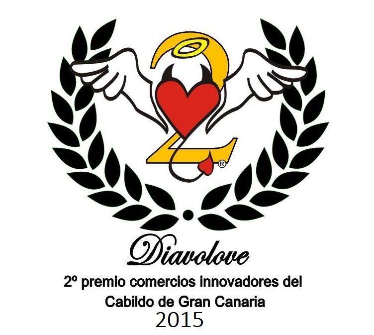 DIAVOLOVE Galardón comercios innovadores 2015