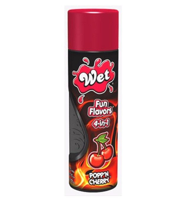 WET FUN FLAVOURS 4 IN 1 CEREZA