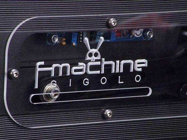 FUCK MACHINE GIGOLO