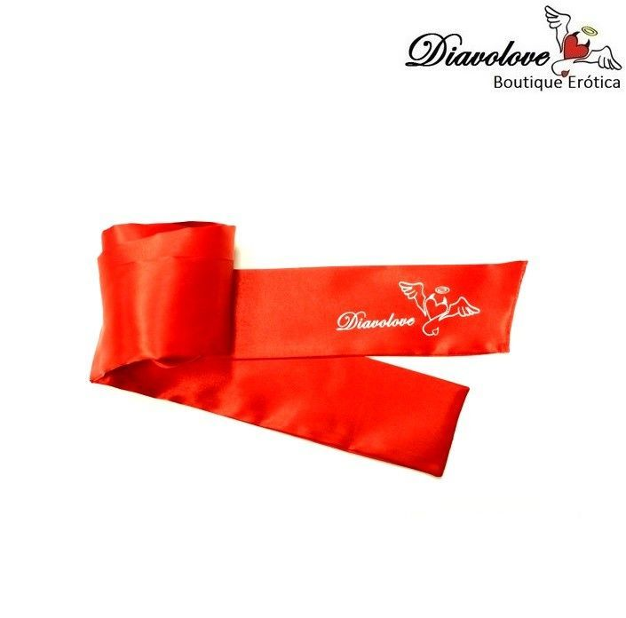 RED BLINDFOLD DIAVOLOVE