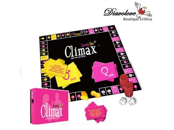 JUEGO CLIMAX LOVELY SEX