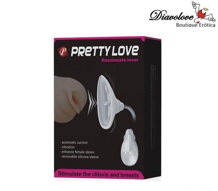 PRETTY LOVE FLIRTATION - SUCCIONADOR ESTIMULADOR PASSIONATE LOVER